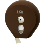 коричневый диспенсер для туалетной бумаги