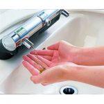 бесконтактное дозирование мыла