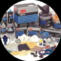 СИЗ и товары 3M для авторемонта