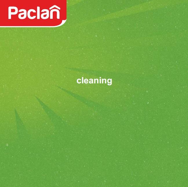 товары Paclan для уборки