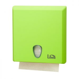 Диспенсер Lime для полотенец Z укладки